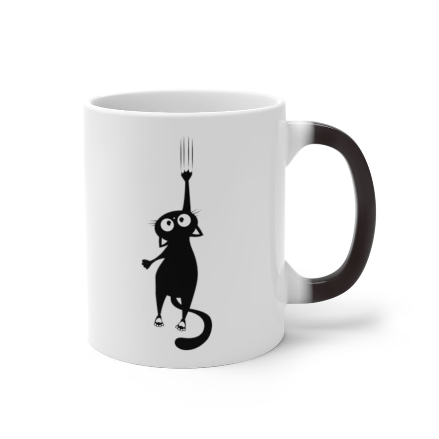 Cat Color Changing Mug