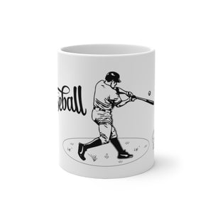 Baseball Color Changing Mug