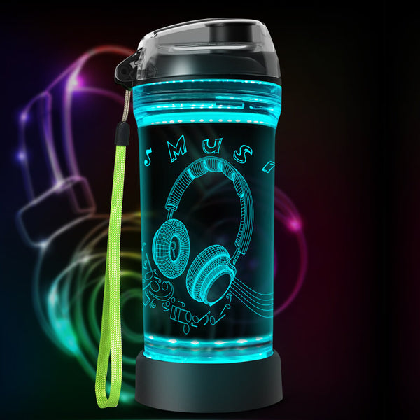 HEADSET WATER BOTTLE