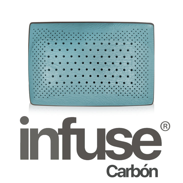 Infuse Carbon Pillow
