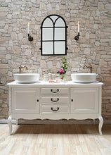 "Load image into Gallery viewer, ""Cynthia"" DOUBLE VANITY"