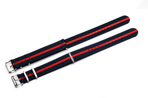 STRIPE-ISFACTION NATO Strap - Strap Society
