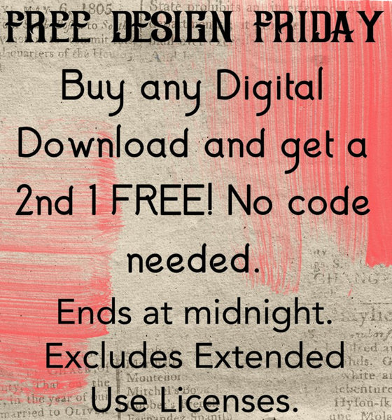 FREE DESIGN FRIDAY