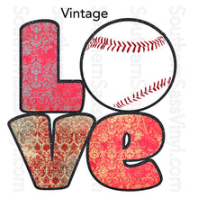 Load image into Gallery viewer, Baseball Love- Digital Download