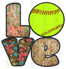 Load image into Gallery viewer, Softball Love- Digital Download
