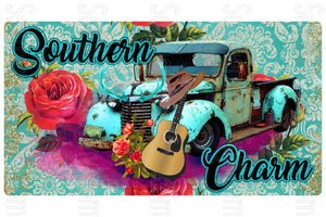 """Southern Charm""- Ready To Press Transfer"