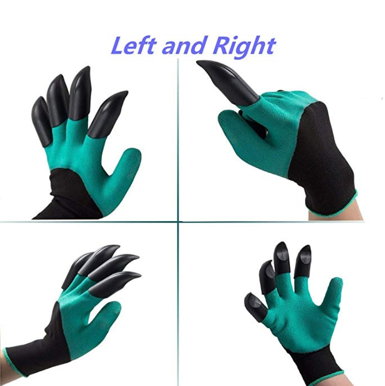 Leihou61 Gloves with Claws 1 Pair