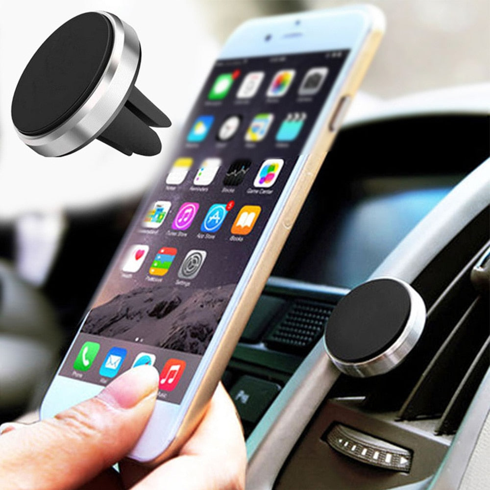 Leihou61 Magnetic Phone Holder Air Vent Mount