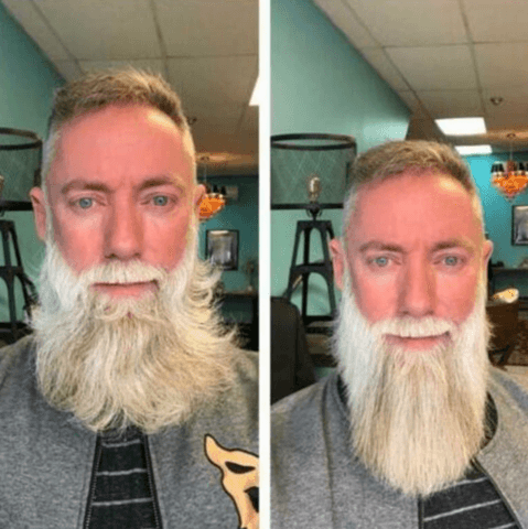 Easy-Use Instant Beard Straightener Comb