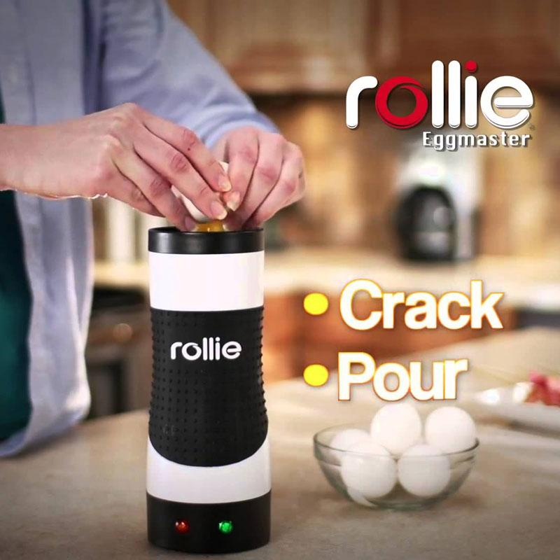Leihou61 Rollie Hands-Free Automatic Electric Nonstick Egg Roll Cooker Free Shipping