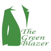 The Green Blazer logo