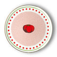 Tomato Decal Serving Plate