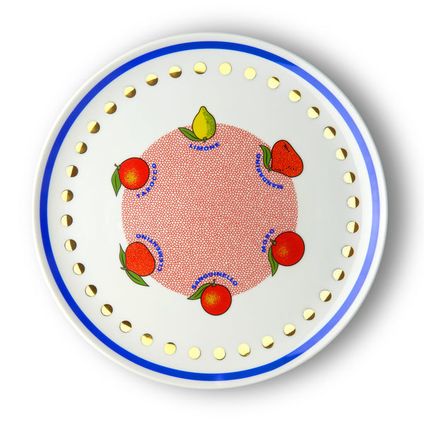 Citrus Fruits Serving Plate