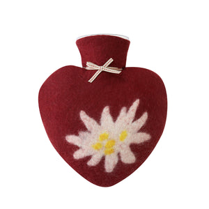 Hot Water Bottle - Flower