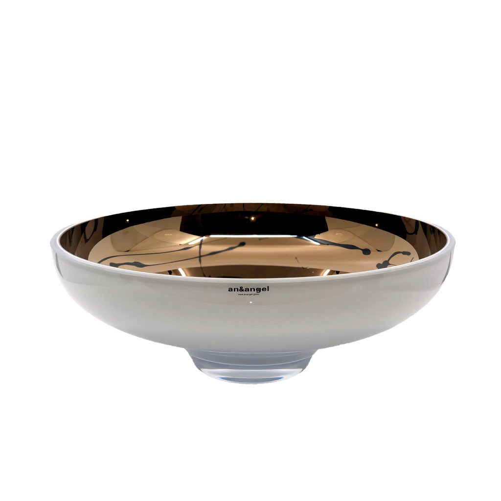 House of Jay | Titan Large Bowl - White