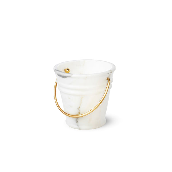 Ice ice Baby Ice Bucket - White