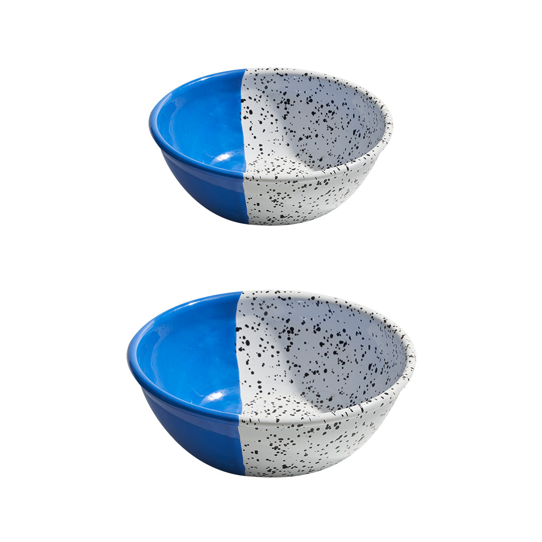 Mind Pop Salad Bowl Set Blue
