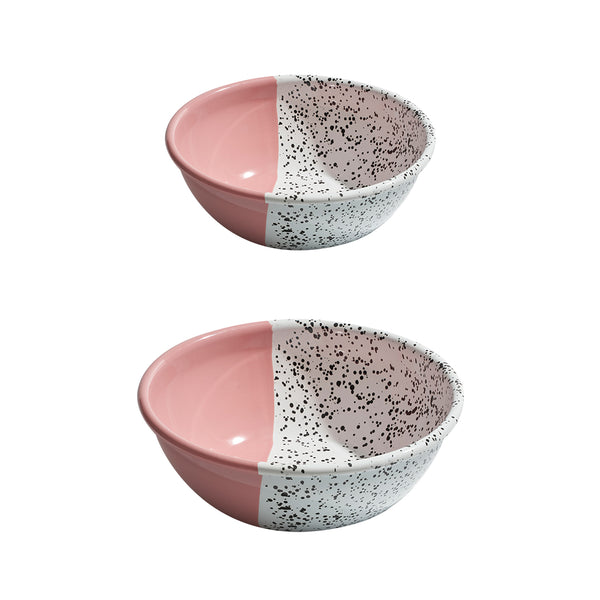 Mind Pop Salad Bowl Set Pink