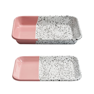 Mind Pop Serving Tray Set Pink
