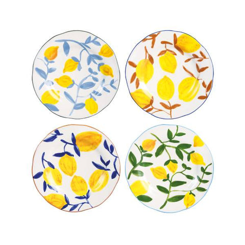 Lemon Twig Plate Set