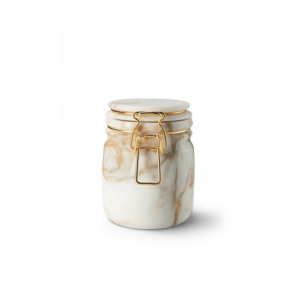 House of Jay | Miss Marble Jar - Calacatta