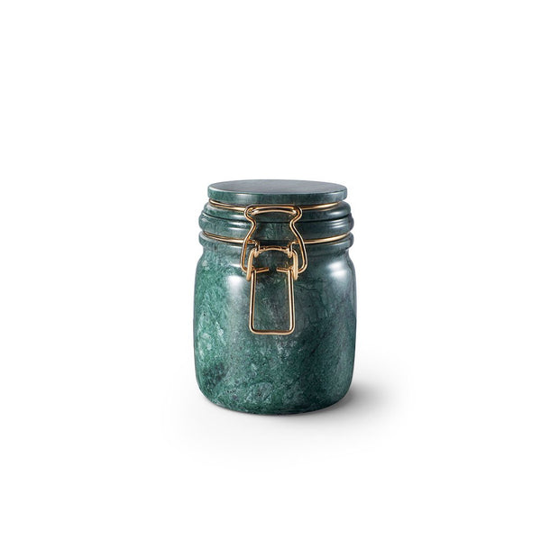 House of Jay | Miss Marble Jar - Green Guatemala