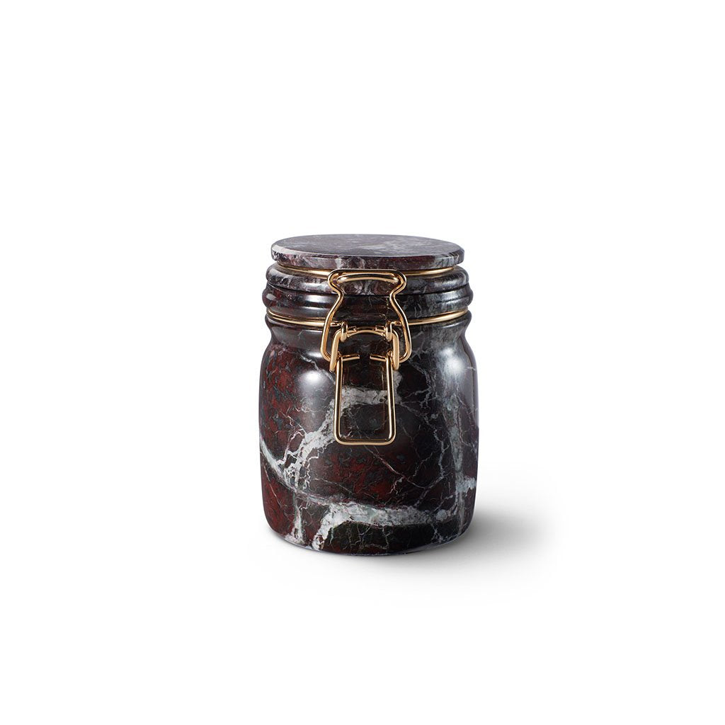 House of Jay | Miss Marble Jar - Red Levanto