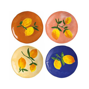 Lemon Plate Full Color Set