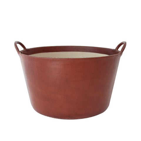 Large Basket - Brown