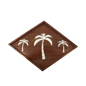 Palm Wooden Tray