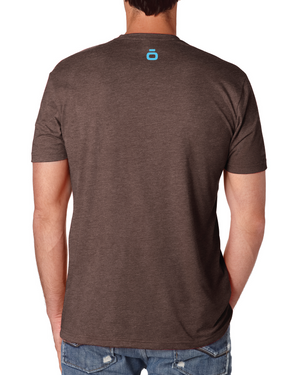 The Original T-Shirt- Brown