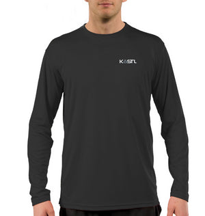 Solar Long Sleeve - Carbon
