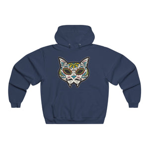 "K.load(""mexicat"")['front'] Lucky Catz Brand Hoodie"