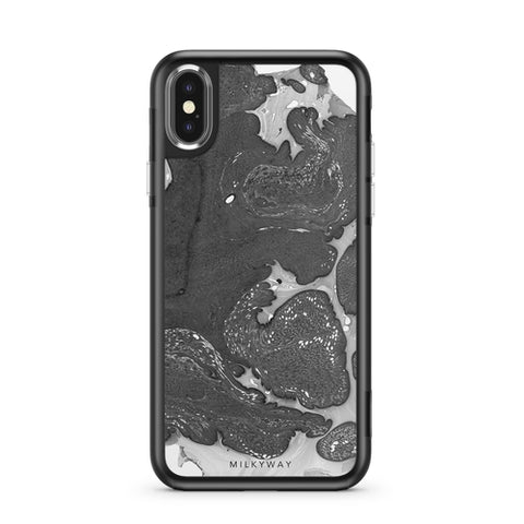Asphalt - Slate iPhone Case