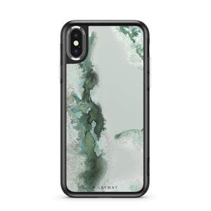 Emerald - Slate iPhone Case