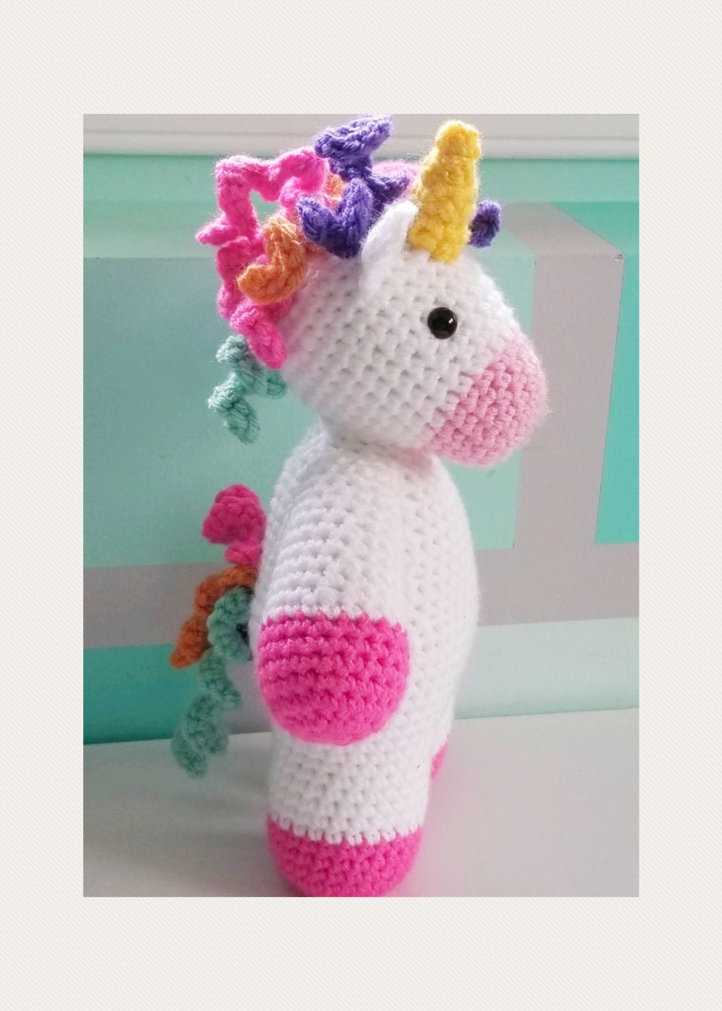 Unicorn Doll Buddy