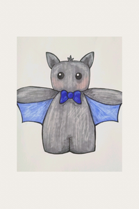 Boy Bat Doll Buddy