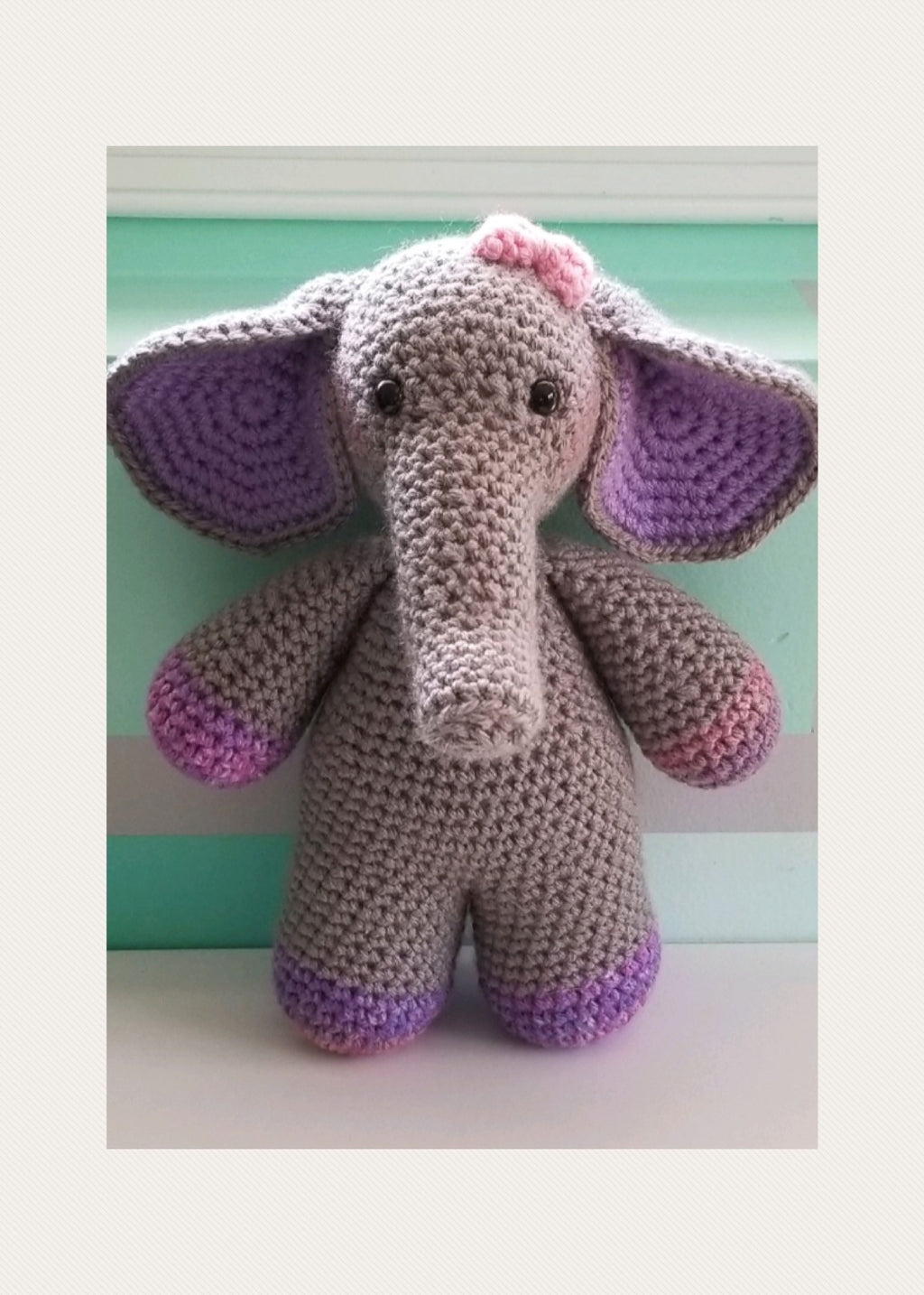 Elephant Doll Buddy