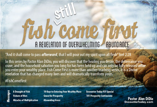 Fish Still Come First (Digital Downloads with BONUS Materials)