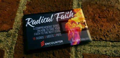 Radical Faith (USB)