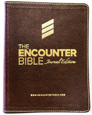 The Encounter Bible Journal Edition