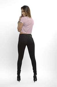 Reductor - Negro (Black) with Back Pockets