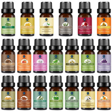 Lagunamoon Premium Essential Oils Set,Top 20 Pure Natural Aromatherapy Oils Lavender Frankincense Peppermint Rose Rosemary Sandalwood