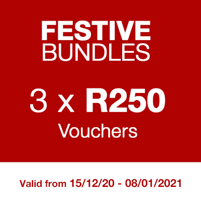 FESTIVE BUNDLE- 3 Vouchers