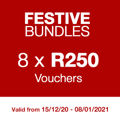 FESTIVE BUNDLE - 8 Vouchers