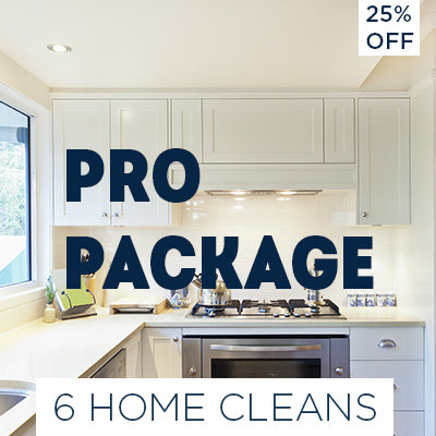 Pro Cleaning Package - 25% Off