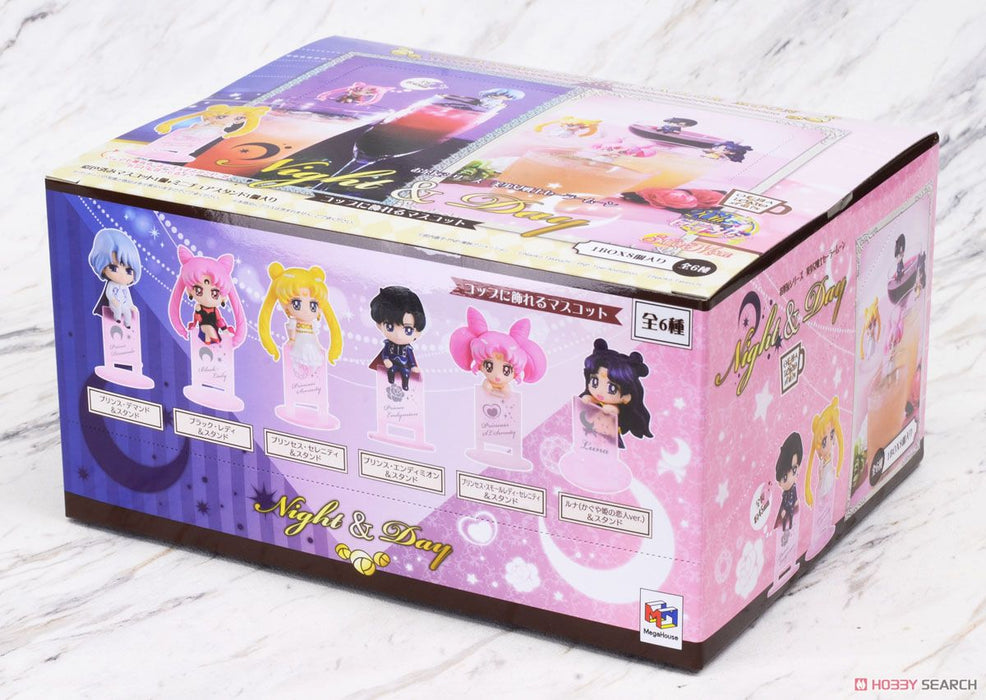 Sailor Moon - Ochatomo Series Night & Day Blind Box Figures