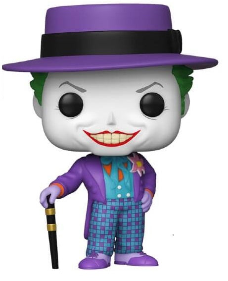 Batman 1989 - The Joker with Hat Pop! Vinyl