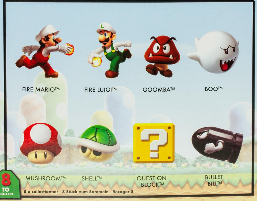 Super Mario - Backpack Buddies Blind Bag (Series 2)
