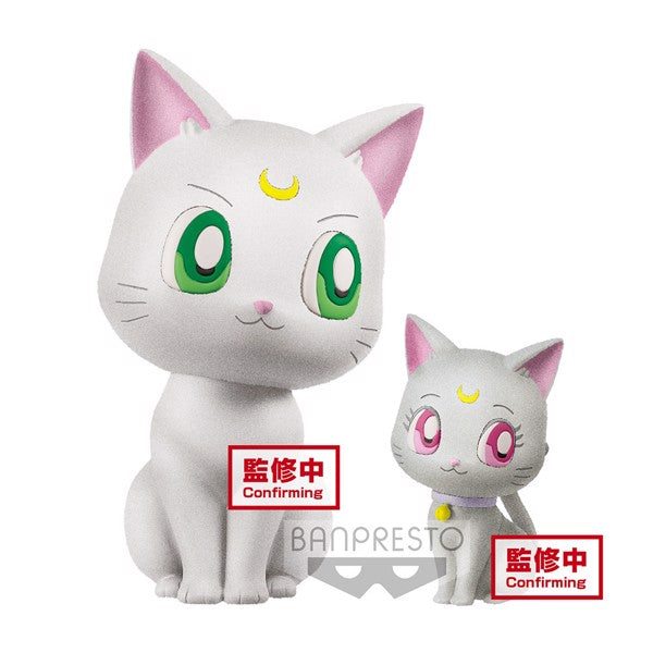 PRE-ORDER: Sailor Moon Eternal - Artemis & Diana Fluffy Puffy Figure